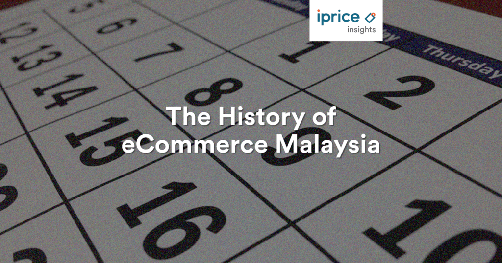 10 Year History Of eCommerce In Malaysia