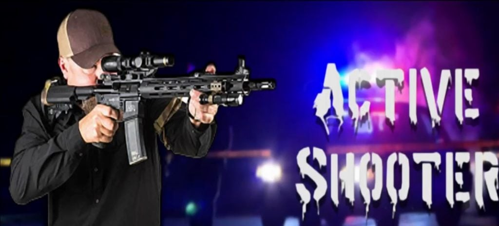 Active Shooter Video Game