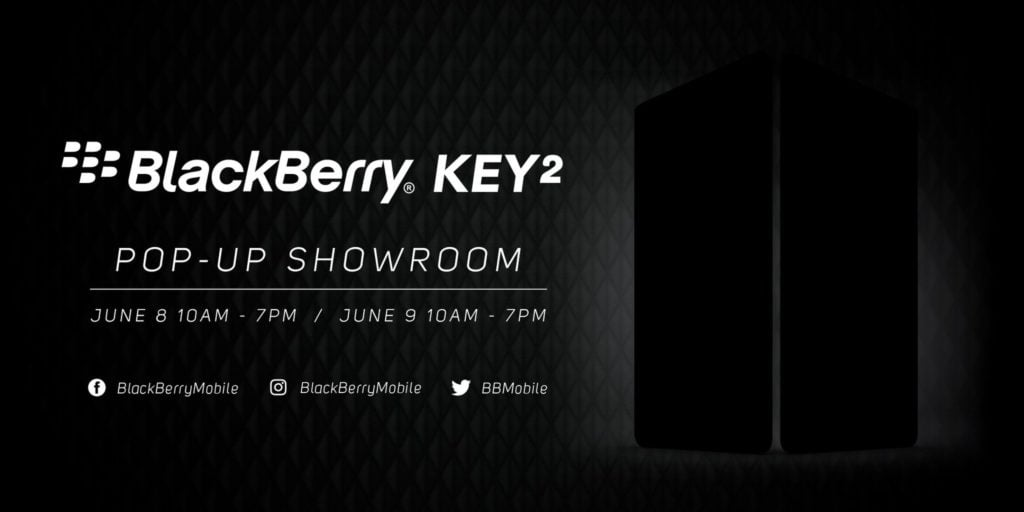 BlackBerry Key2 Specs