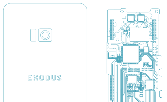 HTC Exodus blockchain-powered Android phone
