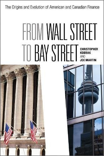 Kobrak And Martin, From Wall Street To Bay Street