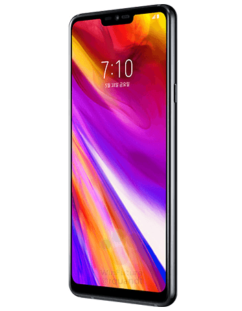LG G7 ThinQ Live Images