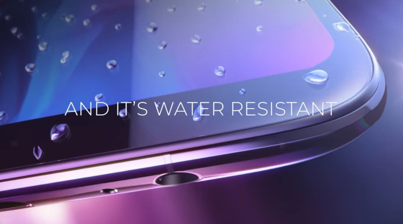 OnePlus 6 Water Resistance