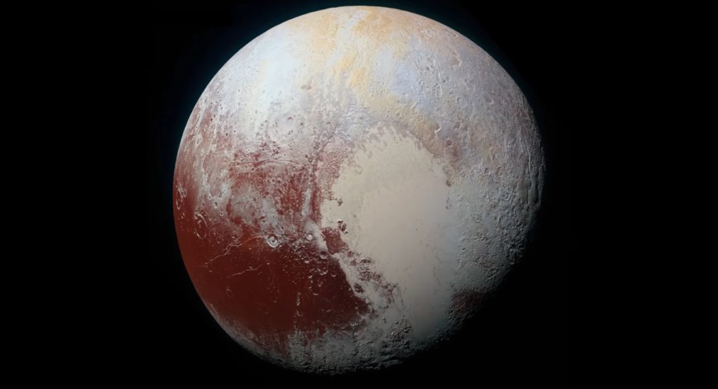 Pluto Reclassified As a Planet