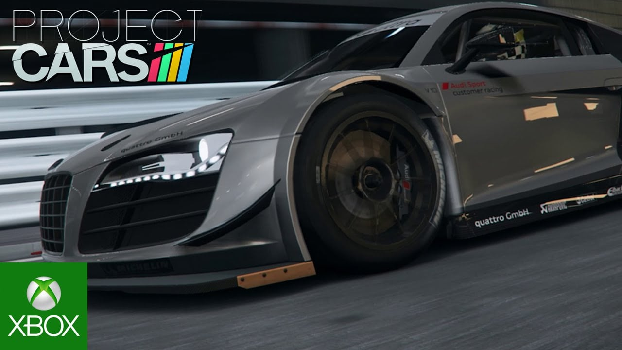 Project Cars Mobile Game