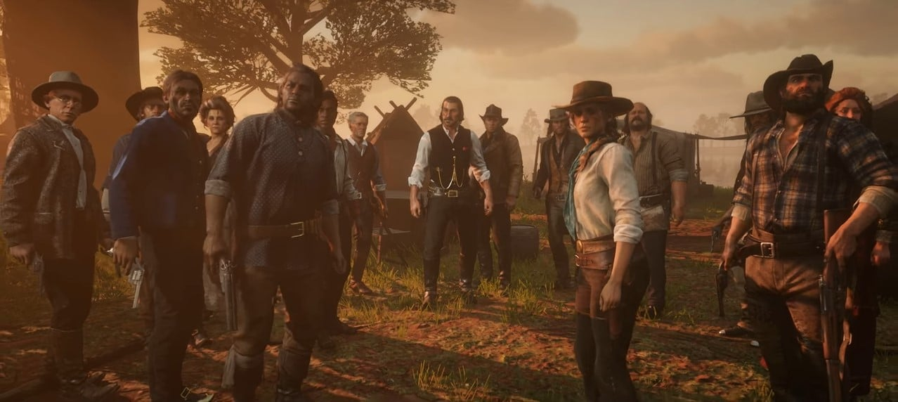 Battlefield 5 To Be Rivaled By Red Dead Redemption 2, COD