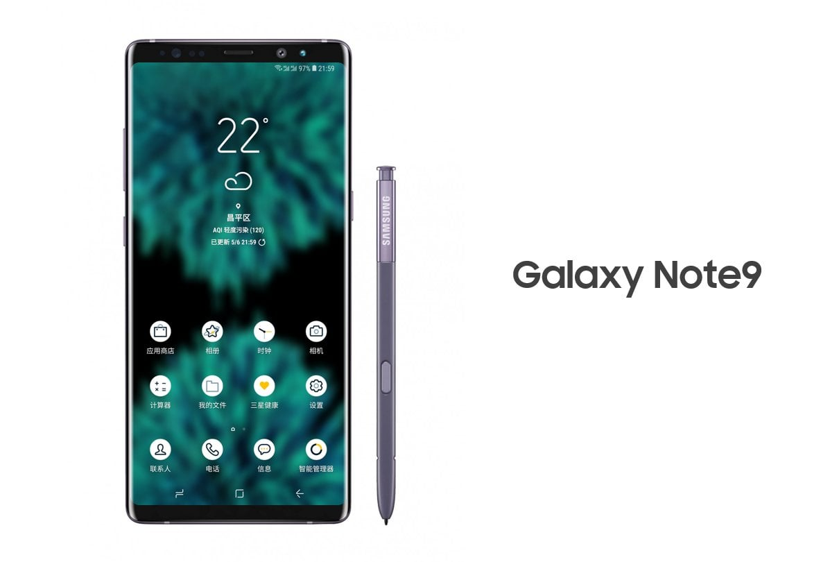 Samsung Galaxy Note 9 Rumors