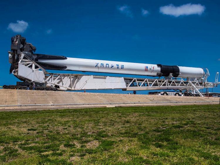 SpaceX Block 5 Falcon 9