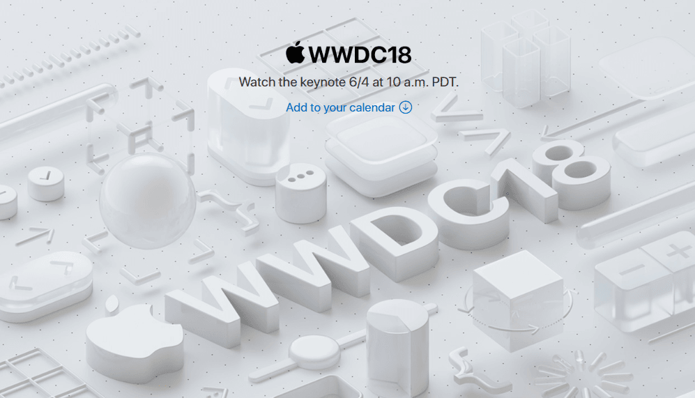 WWDC 2018 Start Time Date How To Watch Livestream