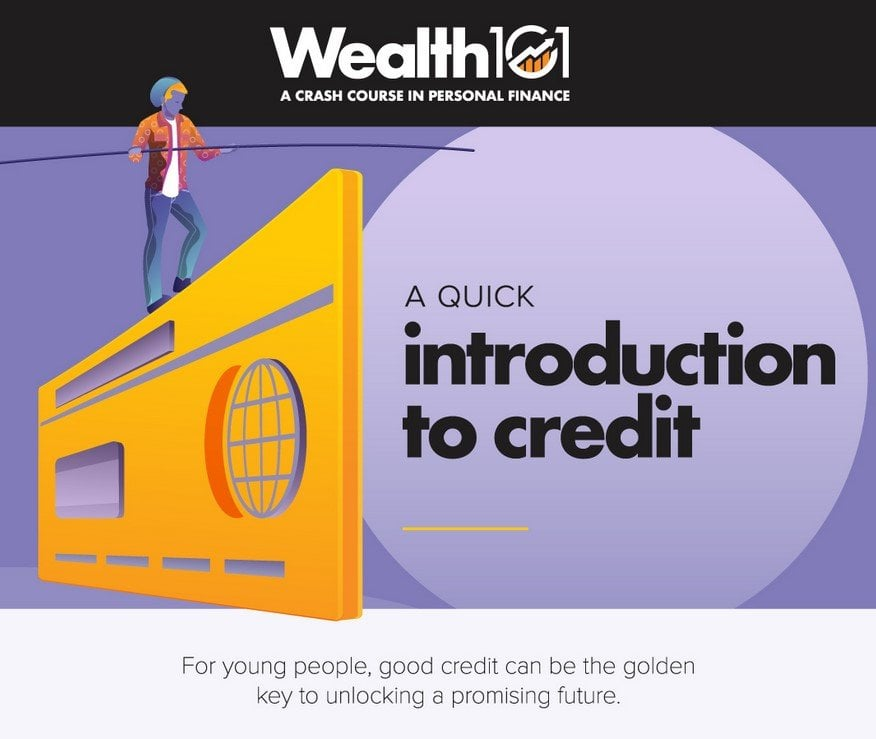 Young People Need To Know About Credit