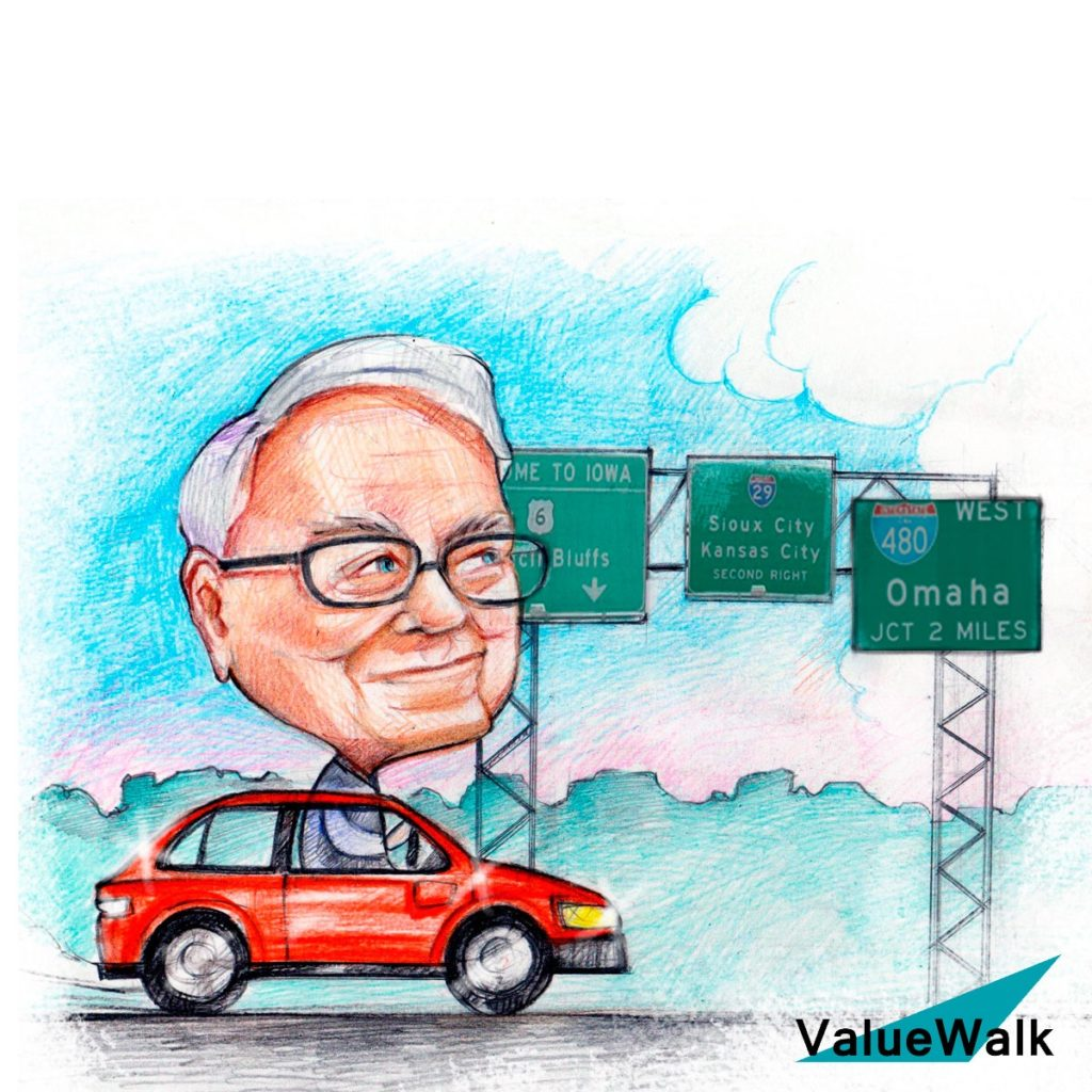 Buffett's Net Wealth