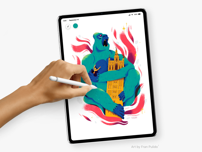 Apple iPad Pro 3 Concept 2