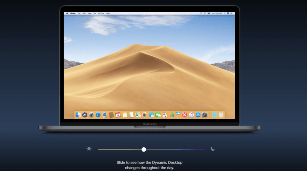 Download MacOS Mojave Wallpapers Dynamic