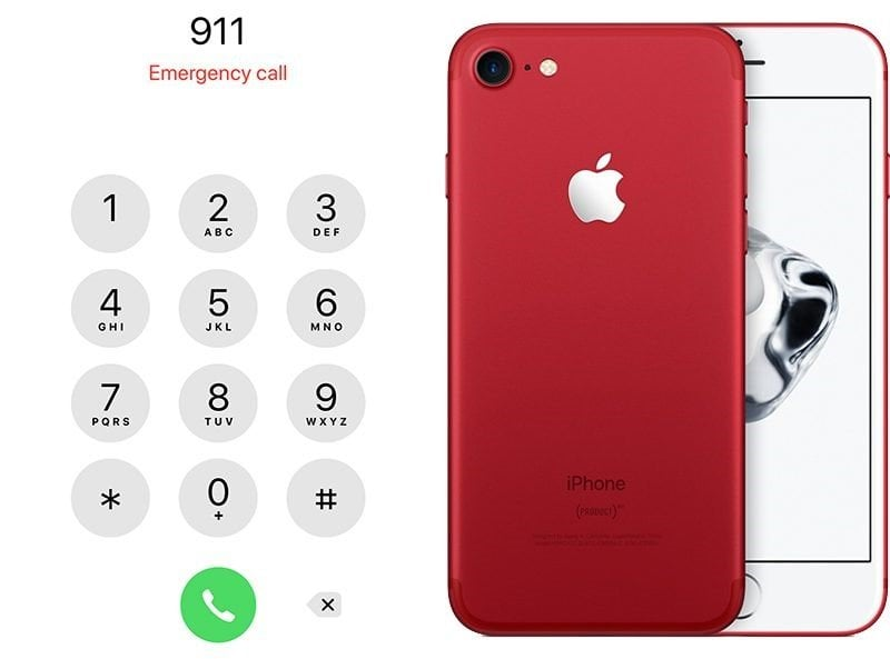 Emergency Location With 911 In iOS 12