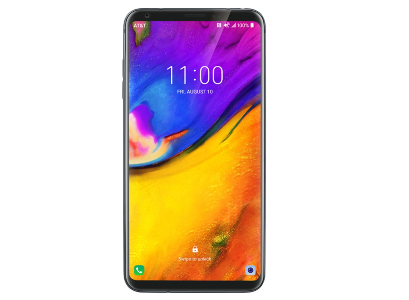 LG V40 ThinQ Features Leaked
