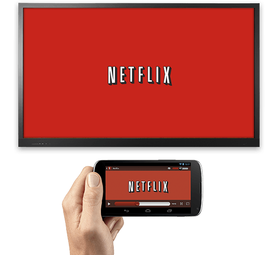 Using Netlfix App To Watch Your Favorite Movies On Chromecast