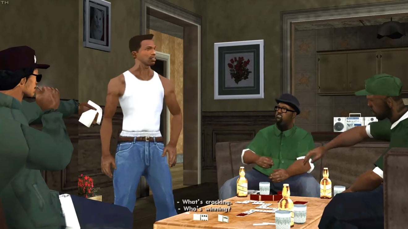 Get Ready To Play GTA: San Andreas On Xbox One
