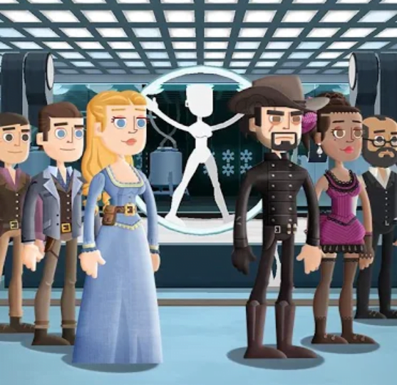 Westworld Mobile For Android And iOS