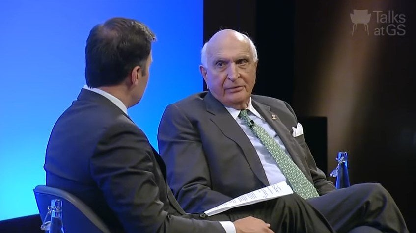 Billionaire Kenneth Langone
