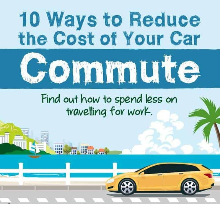 10 Ways To Spend Less On Daily Commute