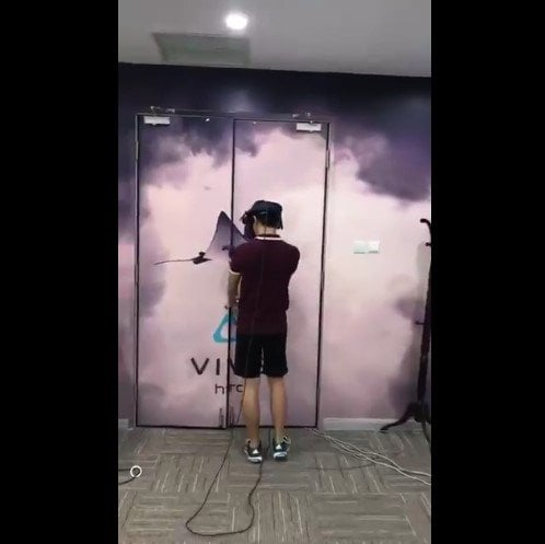 HTC Multi-Room VR