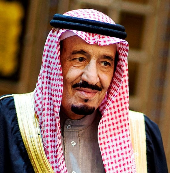 Salman bin Abdulaziz Al Saud Top 10 Richest Politicians