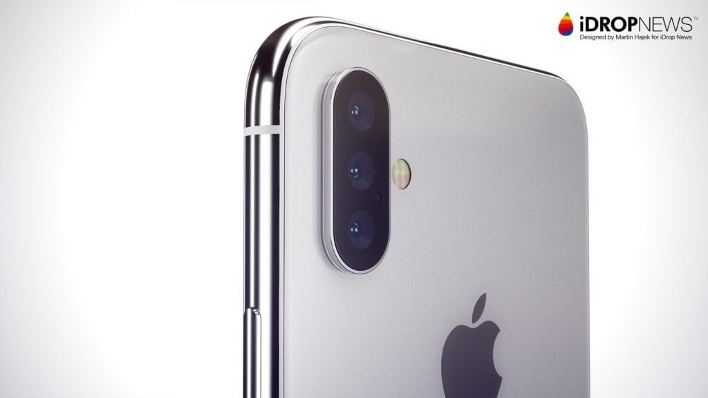 iPhone XI Plus Triple Camera