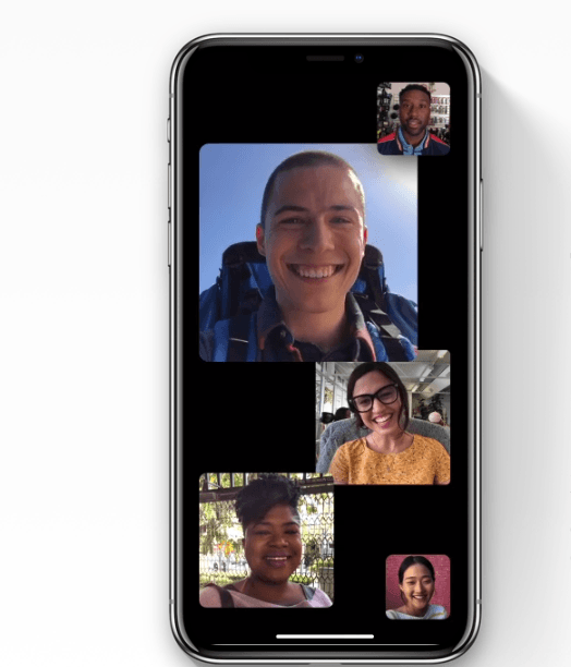 Apple iOS 12 Group FaceTime Delayed