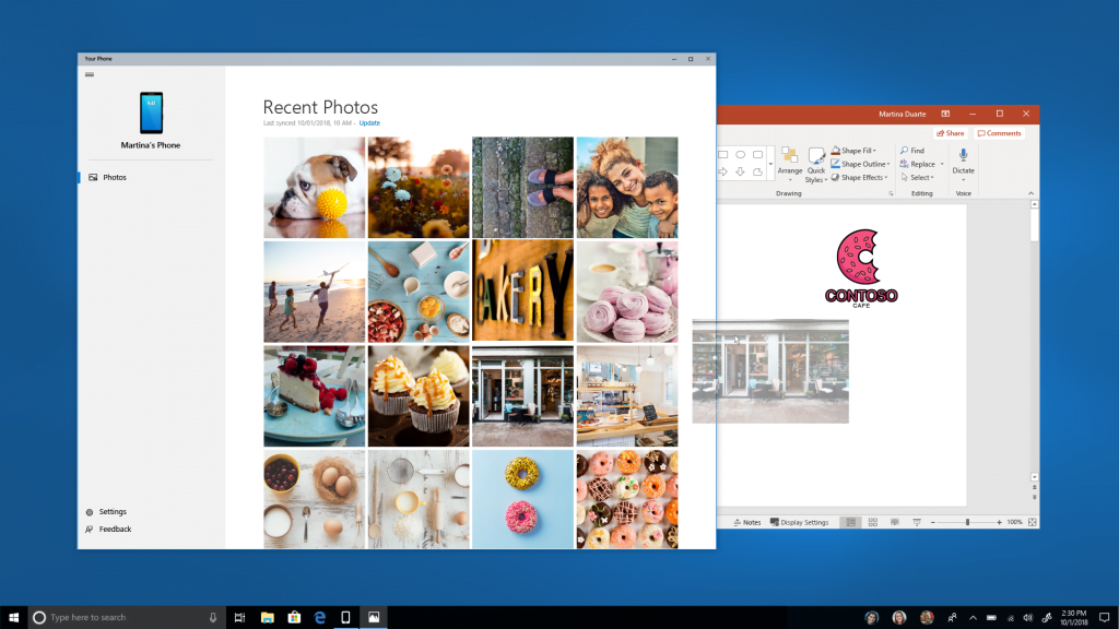 New Windows 10 Insider Preview