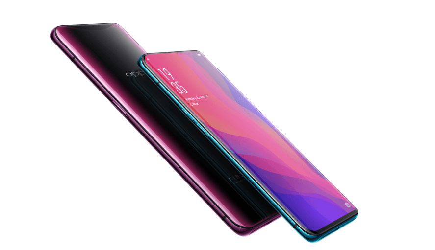 Oppo Find X with 10GB Of RAM