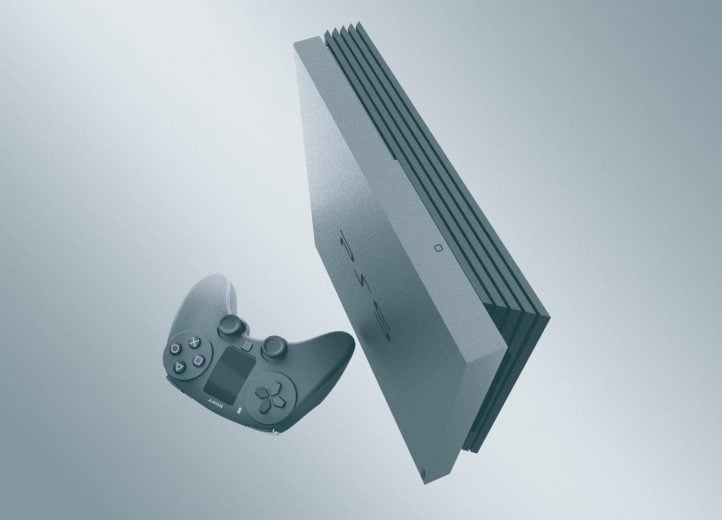 Sony PlayStation 5 Concept