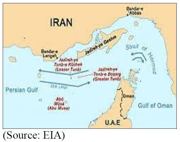 Close The Strait Of Hormuz