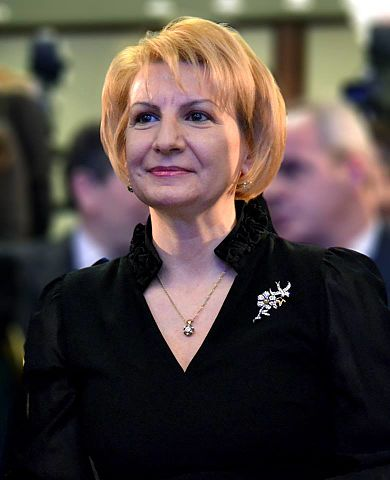 Teuta Arifi, Mayor of Tetovo, Macedonia