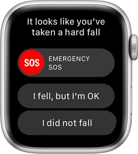 Apple Watch health features Mymobility app