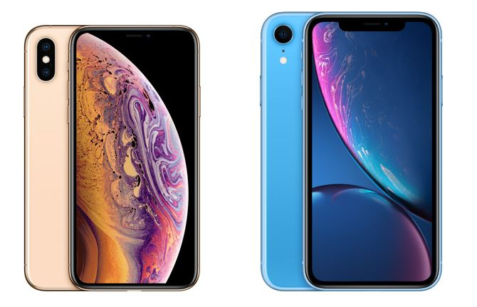 Apple iPhone XS vs iPhone XR