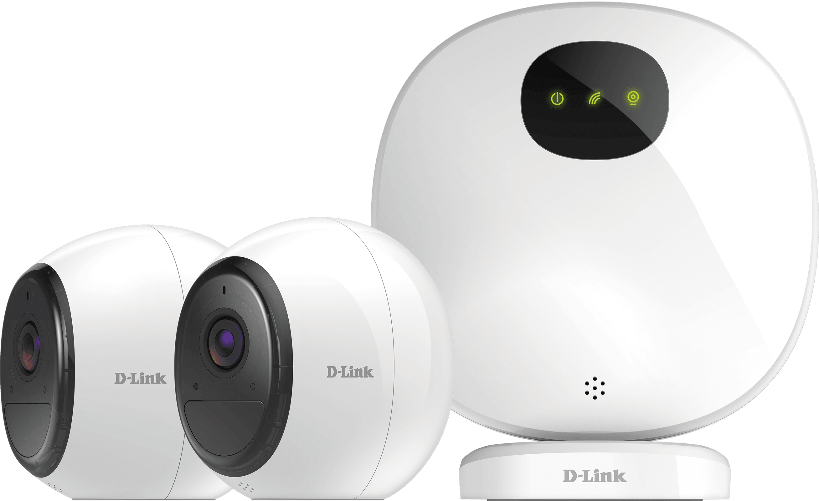 D-Link First Wire-Free Camera Kit