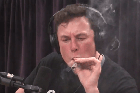 Elon Musk Funding Secured Weed Tweet SEC Lawsuit