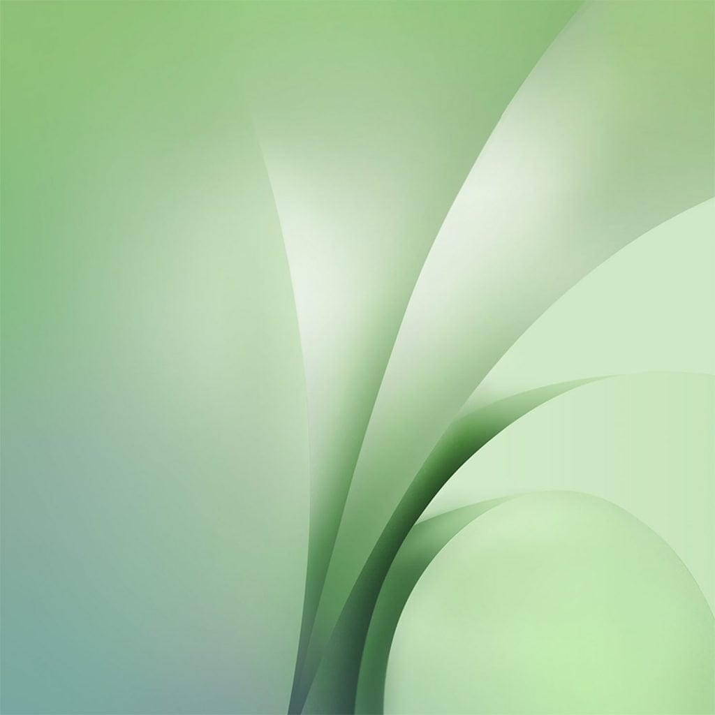 Green Inspired iPhone XS Max Wallpapers 1