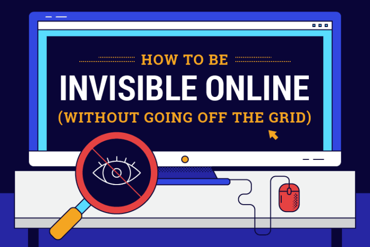 How To Be Invisible Online Location Data