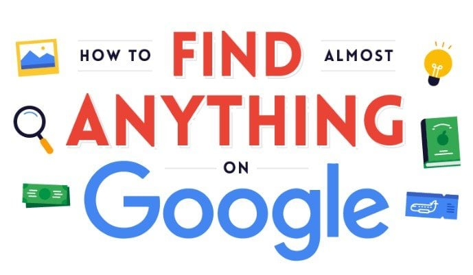 How to Find Almost Anything on Google