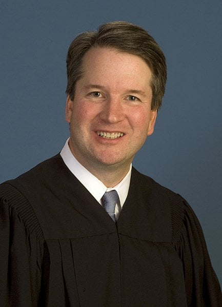 Judge Brett Kavanaugh Blasey