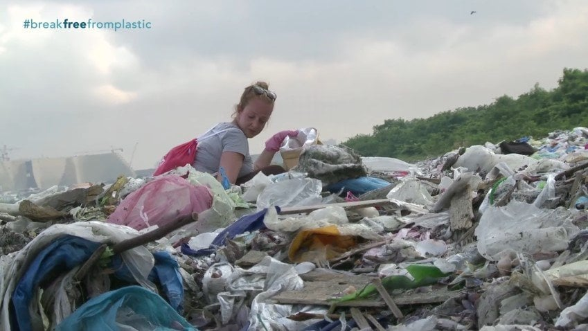 Audit Plastic Pollution