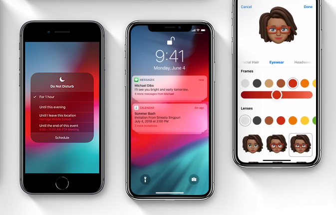 Download And Install iOS 12