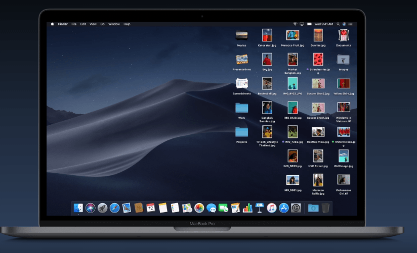 macOS Mojave 10.14 bootable USB flash drive