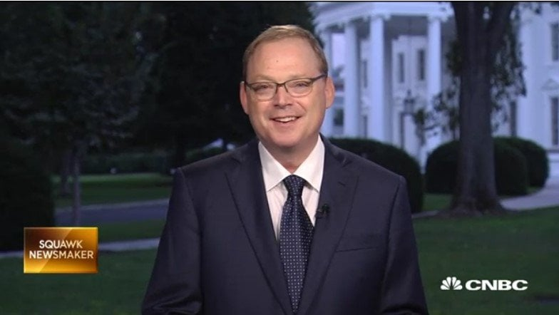 CEA Chair Kevin Hassett