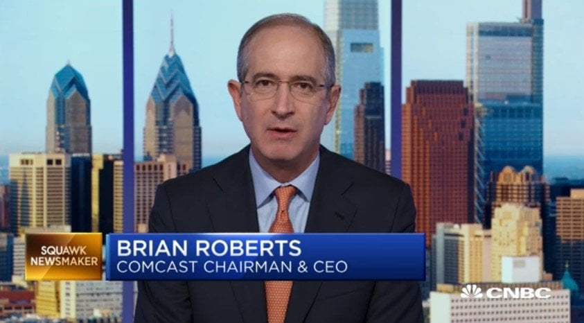 Comcast Chairman & CEO Brian Roberts