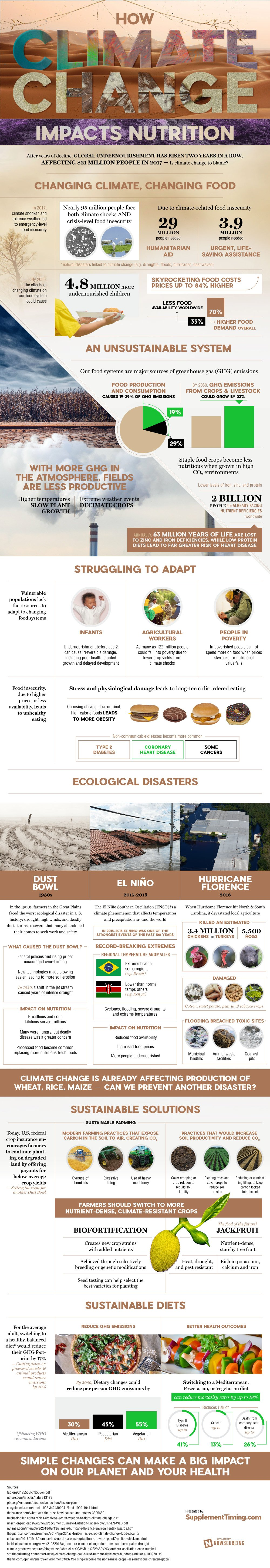 How Climate Change May Affect Nutrition IG food insecurity