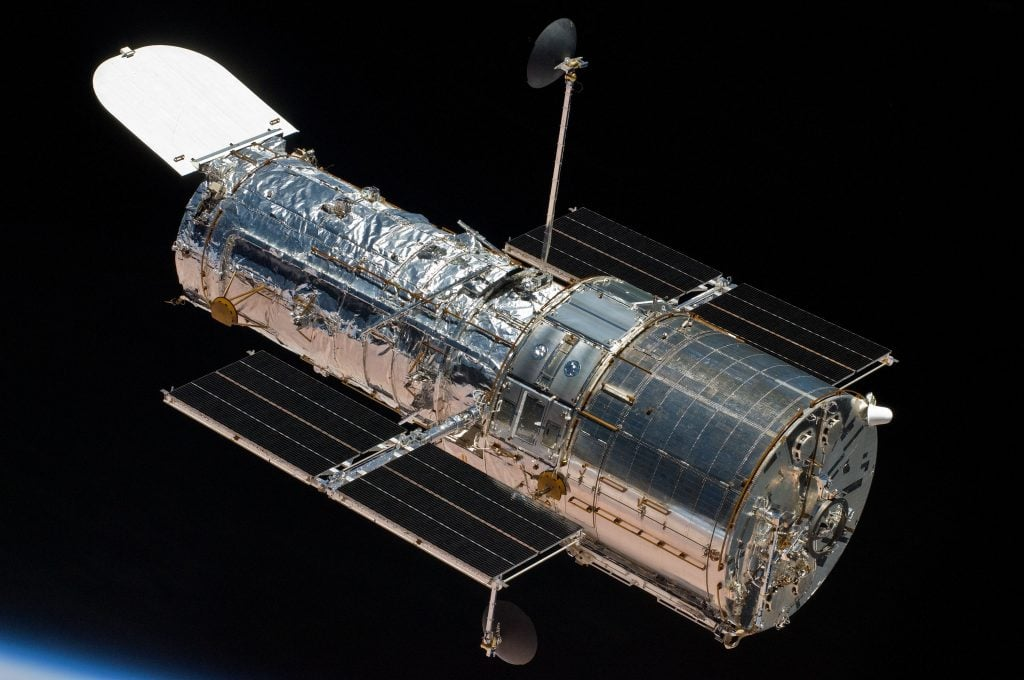 NASA Fixed the Hubble Space Telescope