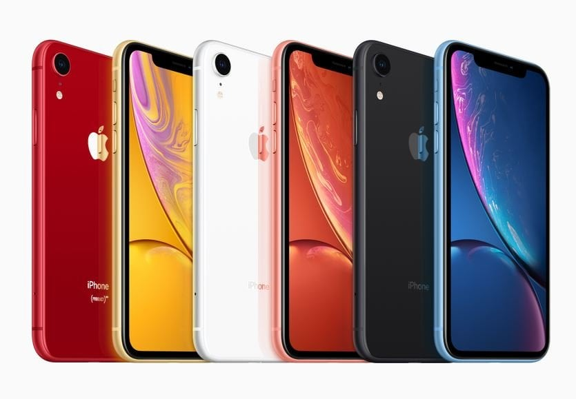 Pre-Order iPhone XR benchmark scores