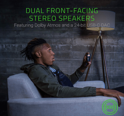 Razer Phone 2 Speakers